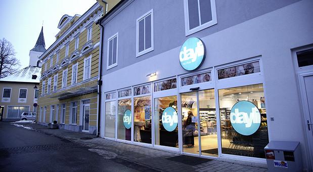 Ein Daily-Shop in Österreich