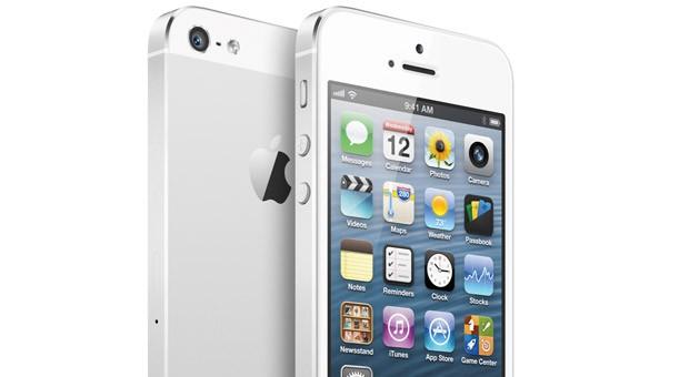Das iPhone 5 von Apple