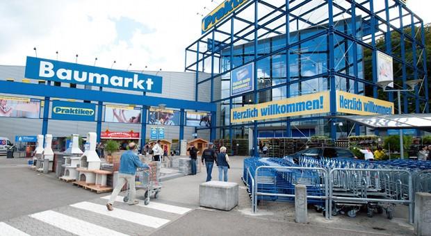 Ein Praktikermarkt in Saarbrücken