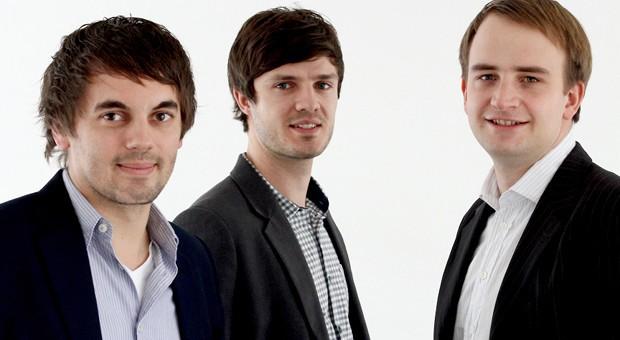 Setzen auf die Crowd: Die Testbirds-Gründer  Philipp Benkler, Markus Steinhauser und Georg  Hansbauer (v.l.n.r.)