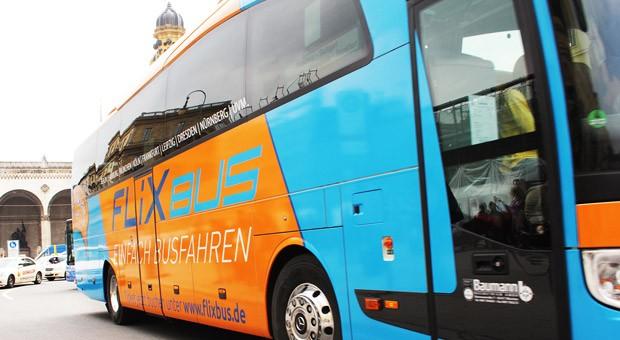 Das Unternehmen FlixBus bietet täglich 500 Verbindung an.