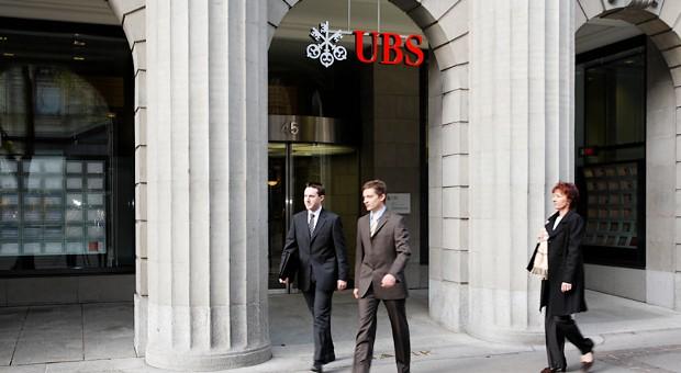 Das UBS-Headquarter in Zürich.