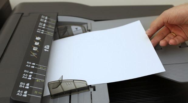 Nach dem Urlaub wird erstmal gedruckt.
