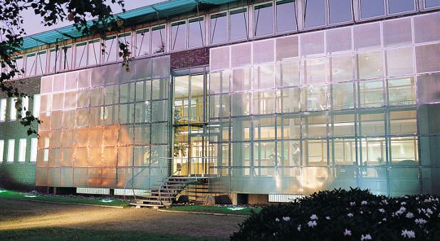 Der Hauptsitz der Marseille AG in Hamburg.