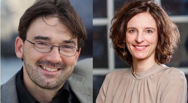 Nikolaus Förster und Katarzyna Mol-Wolf