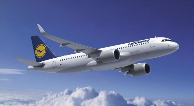 Die Lufthansa bestellte Mitte 2011 30 spritsparende Flugzeuge vom Typ A320neo.