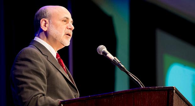 Fed-Chef Ben Bernanke
