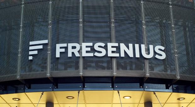Die Fresenius-Konzernzentrale in Bad Homburg