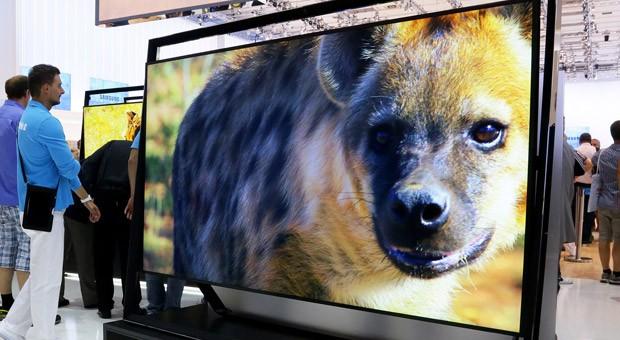 Der neue Ultra-HD Fernseher von Samsung