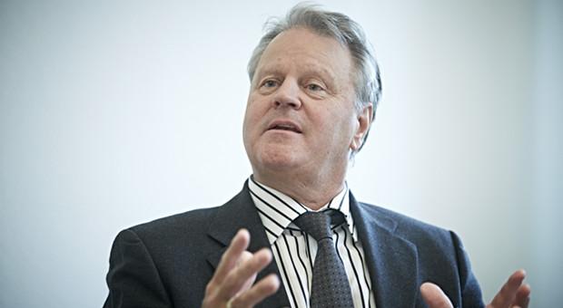 Carl-Jürgen Brandt, 67, führt eines der bekanntesten deutschen Familienunternehmen: Brandt Zwieback-Schokoladen. Hauptsitz der Firma ist Hagen