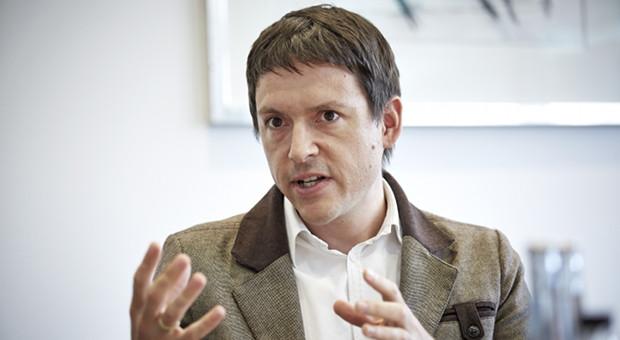 Fabian Siegel , Co Gründer des Bezahldienstes Click-and-Buy und jetzt Partner von Global Founders Capital