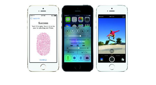 Das iPhone 5s