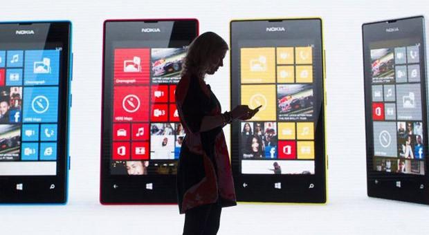 Nokia-Handys kommen inzwischen von Microsoft.