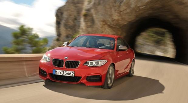 Das neue 2er Coupé von BMW