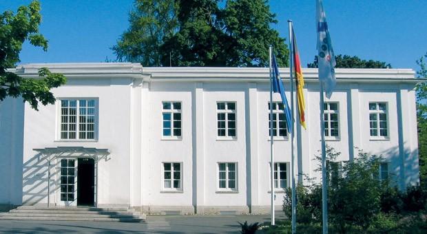 Das Bundeskartellamt in Bonn