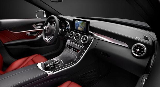 Die neue Mercedes C-Klasse kommt 2014 auf den Markt