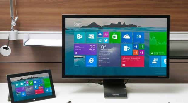 Das neue Windows 8.1 für Unternehmen