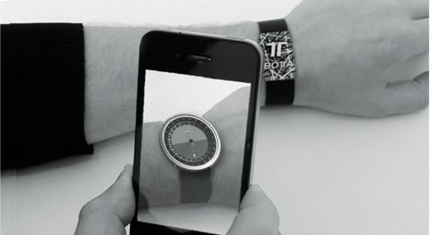 Augmented Reality in der Praxis: Die App des Uhrenherstellers Botta