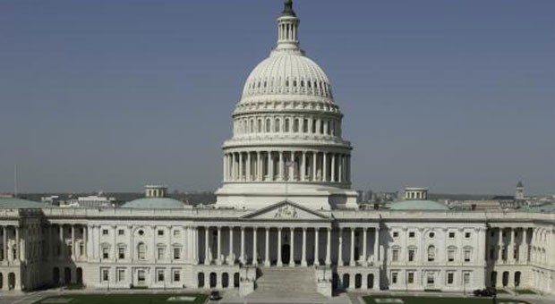 Das Capitol in Washington, D.C.
