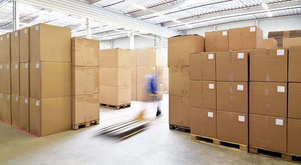 Produkte via Same Day Delivery: morgens noch in der Lagerhalle, abends beim Kunden.