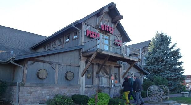 Nick's Pizza & Pub, nördlich von Chicago