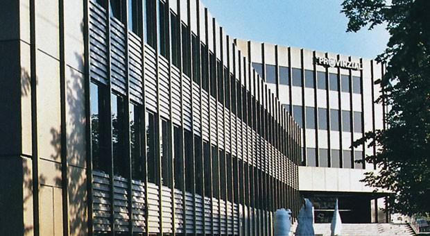 Die Zentrale der Provinzial Nordwest in Kiel.