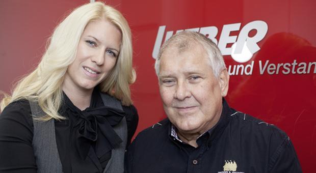 Vanessa Weber, Geschaeftsfuehrerin von Weber Werkzeuge