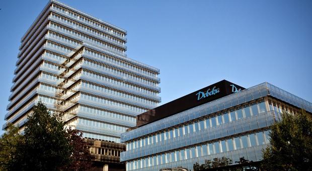 Die Hauptverwaltung der Debeka in Koblenz