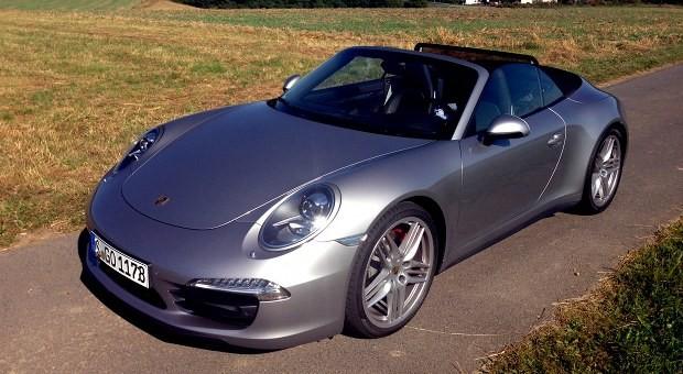 Der Porsche 911 Carrera 4S