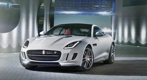 An den entscheidenden Stellen nachgeschärft: Das Jaguar F-Type Coupé.
