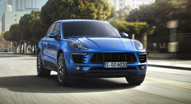 Porsche Macan: Der kompakte SUV soll im April 2014 auf den Markt kommen.