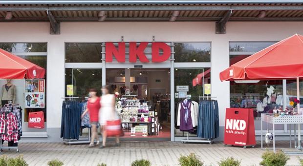 Eine Filiale des Textildiscounters NKD.
