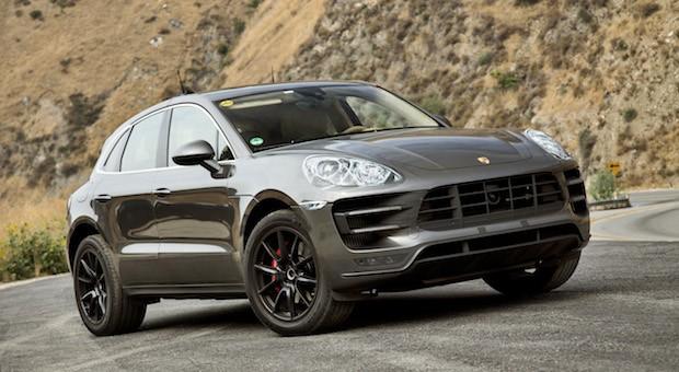 Der neue Porsche Macan feiert am 20. November in Los Angeles seine Premiere
