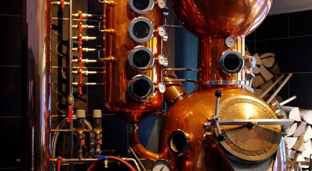 Weltklasse-Whisky aus dem Harz: Die Brennerei Hammerschmiede hat den Anspruch, Deutschlands besten Whisky herzustellen.