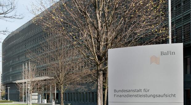 Gebäude der Bundesanstalt für Finanzdienstleistungsaufsicht (Bafin) in Frankfurt am Main