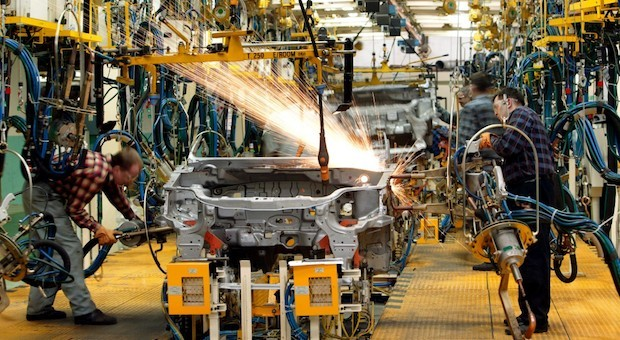 Chevrolet-Produktion in Polen
