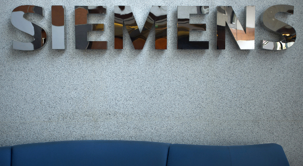 Das Siemens-Logo