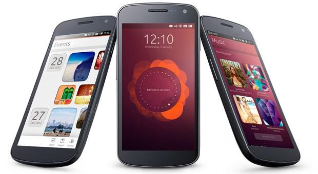 Angriff auf die mächtige Android-Konkurrenz: So könnte das Ubuntu-Betriebssystem für Smartphones aussehen.