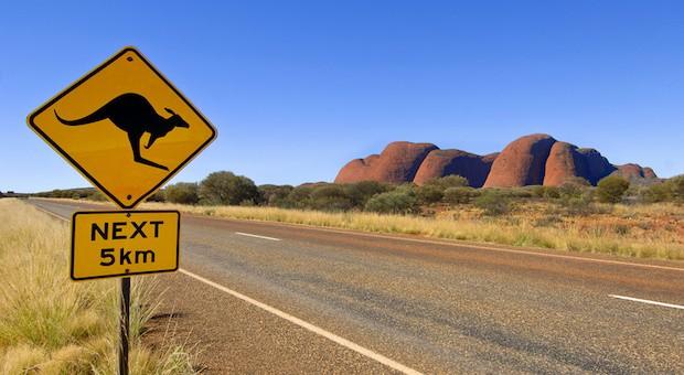 Australien ist derzeit ein beliebtes Ziel bei europäischen Ferienjobbern.