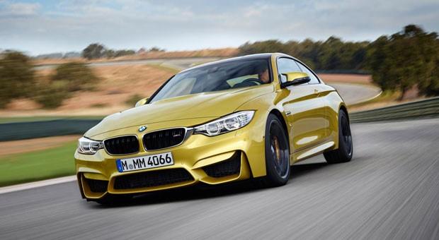 Alltagstauglicher Hingucker: das neue BMW M4 Coupé.