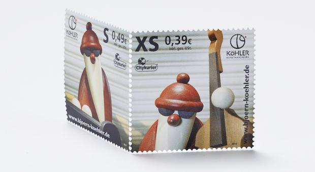 Unter der Lupe:  Briefmarken von Postado