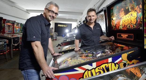 Gründer Holger Exner, 47, und Marco Knauer, 41