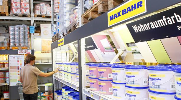 Max-Bahr-Baumarkt: Die Krise des Praktiker-Konzerns hatte auch das Tochterunternehmen erfasst.