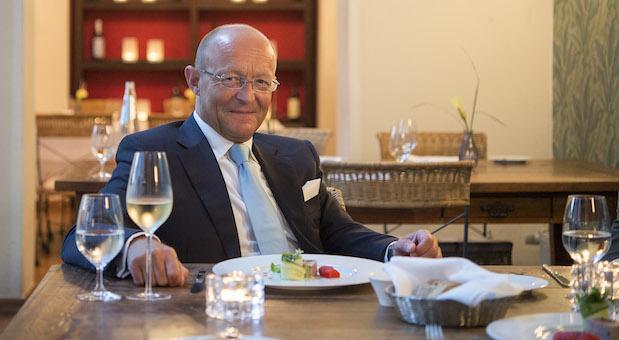 Michael Popp im Restaurant Wonka in Nürnberg