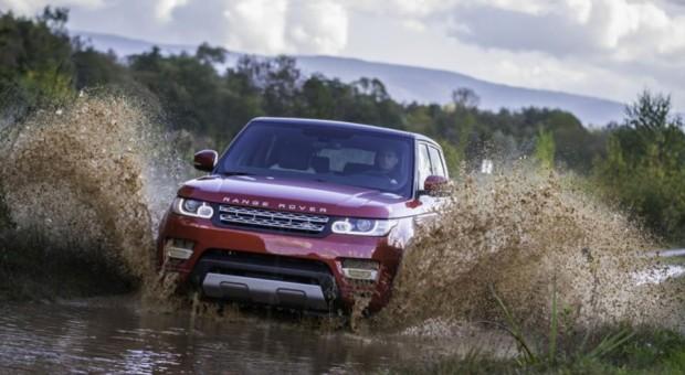 Macht auch Offroad eine gute Figur: der neue Range Rover Sport.