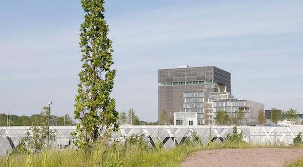 ThyssenKrupp-Zentrale in Essen