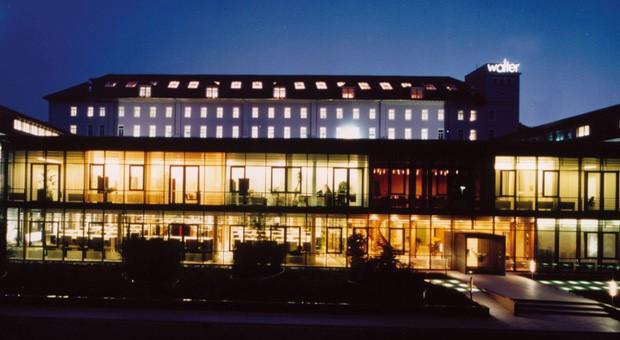 Der Hauptsitz von Walter Services in Ettlingen.