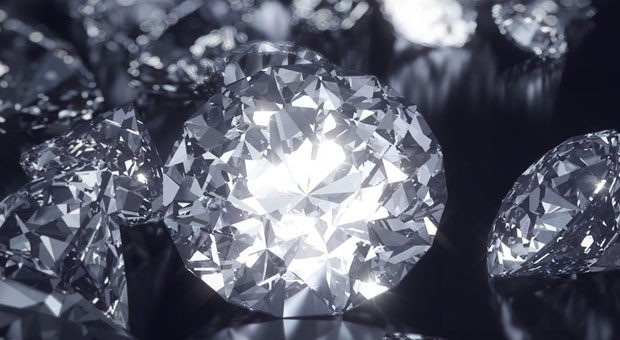 Funkelnd und wertvoll: Diamanten