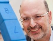 Zahlenexperte: Albrecht Beutelspacher