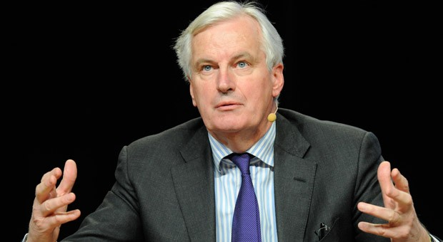 EU-Binnenmarktkommissar Michael Barnier.